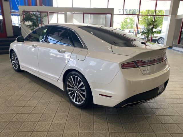2017 Lincoln MKZ Select FWD