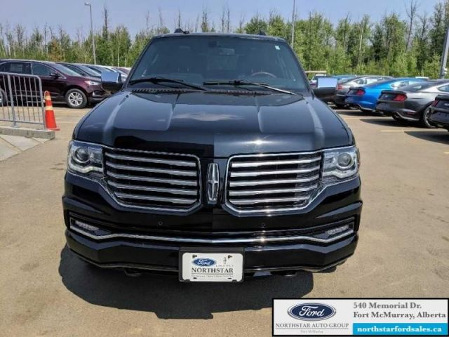 2017 Lincoln Navigator Select  |3.5L|Rem Start|Nav|Moonroof