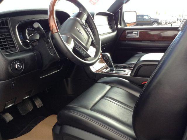 2017 Lincoln Navigator 4 Door Sport Utility