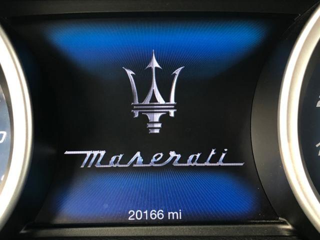 2017 Maserati Ghibli S Q4 3.0L