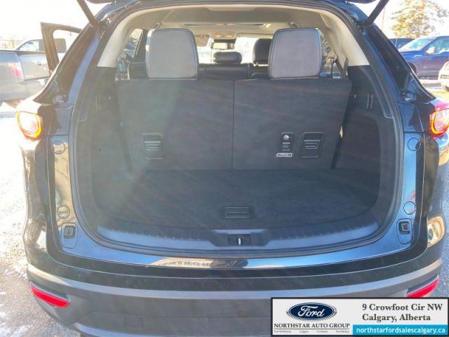 2017 Mazda CX-9 GS-L  |LEATHER| SUNROOF| NAV| 7 SEATER| - $202 B/W