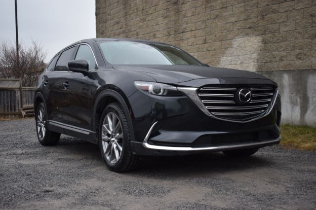 2017 Mazda CX-9 Signature  AWD | HEATED SEATS & WHEEL