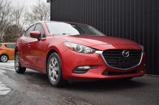 2017 Mazda Mazda3 GX    MANUAL   BLUETOOTH   BACK UP CAM