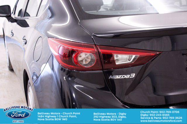 2017 Mazda Mazda3 4-Door Grand Touring