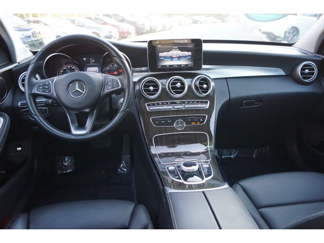 2017 Mercedes-Benz C-Class C 300 Sport 4MATIC