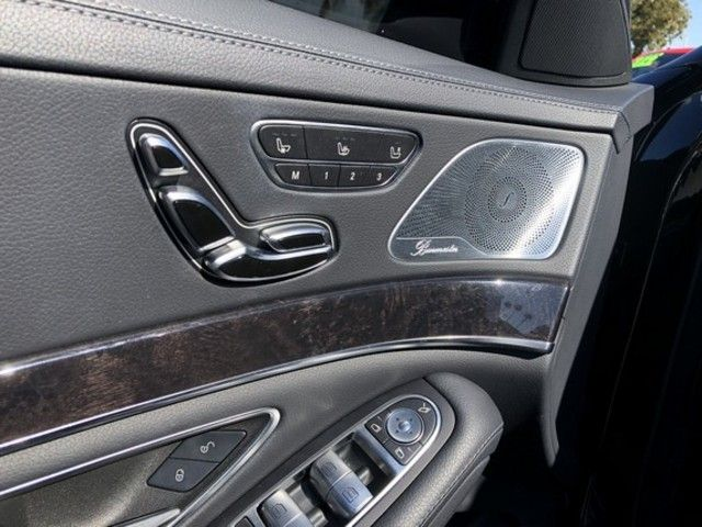 2017 Mercedes-Benz S-Class S 550 Sedan