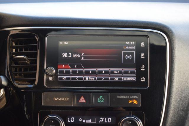 2017 Mitsubishi Outlander SE  - Bluetooth -  Heated Seats