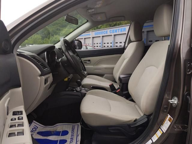 2017 Mitsubishi Outlander Sport ES 2.0 AWC CVT