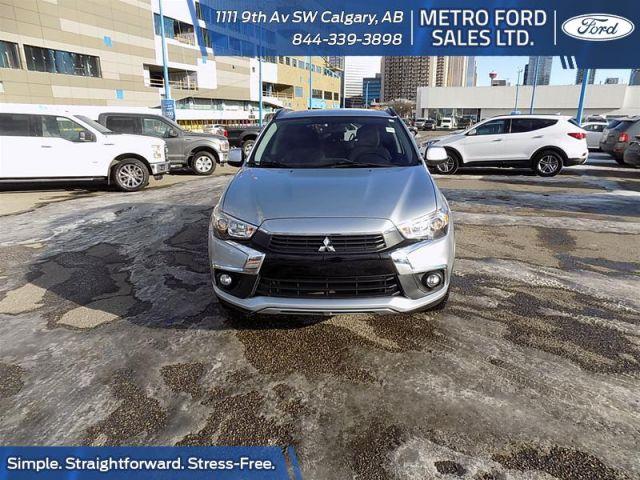 2017 Mitsubishi RVR SE Limited  - $168 B/W