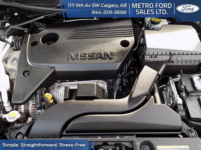 2017 Nissan Altima 2.5 SR  - $126 B/W