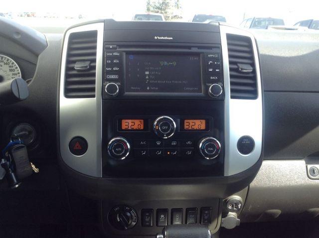 2017 Nissan Frontier 4 Door Pickup