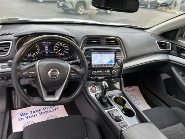 2017 Nissan Maxima S 3.5L