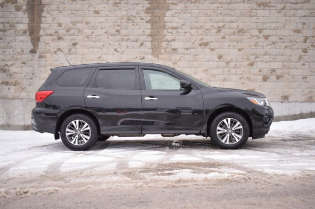 2017 Nissan Pathfinder S V6  | 4WD | DUAL CLIMATE