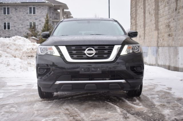 2017 Nissan Pathfinder S V6  | 4WD | DUAL CLIMATE |