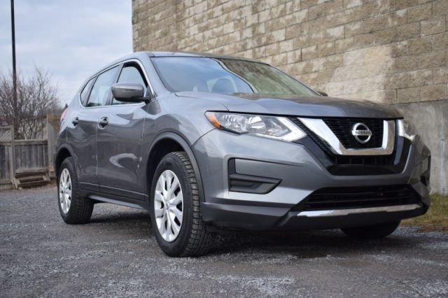 2017 Nissan Rogue S  | AWD | HEATED SEATS