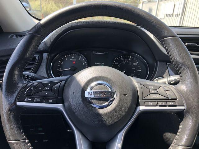 2017 Nissan Rogue FWD SV