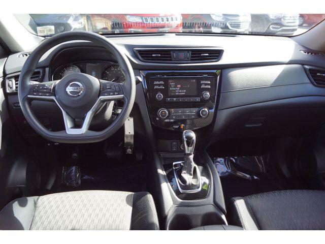2017 Nissan Rogue S