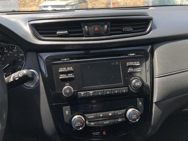 2017 Nissan Rogue 2017.5 FWD SV