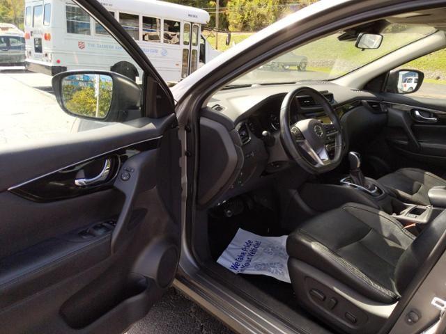 2017 Nissan Rogue Sport AWD SL