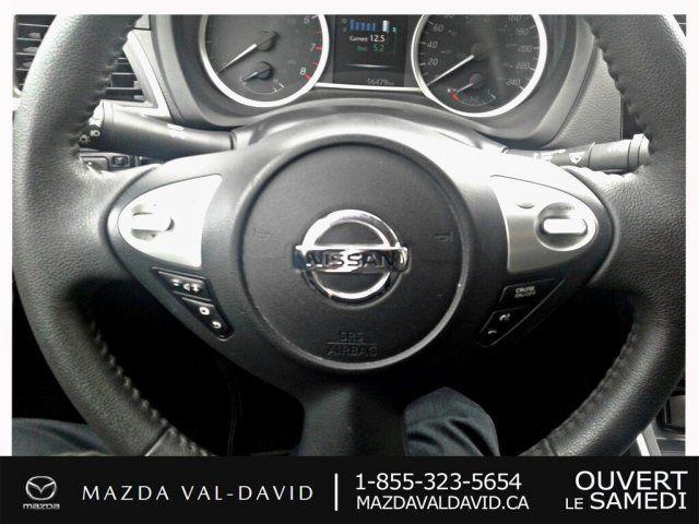 2017 Nissan Sentra 1.8 SV A/C CAMERA
