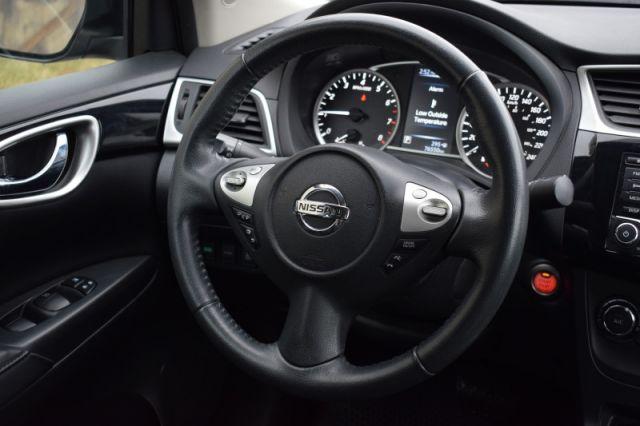 2017 Nissan Sentra SV  HEATED SEATS | PUSH START | SIRIUSXM READY