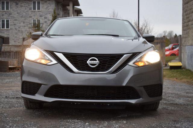 2017 Nissan Sentra SV    HEATED SEATS   PUSH START  