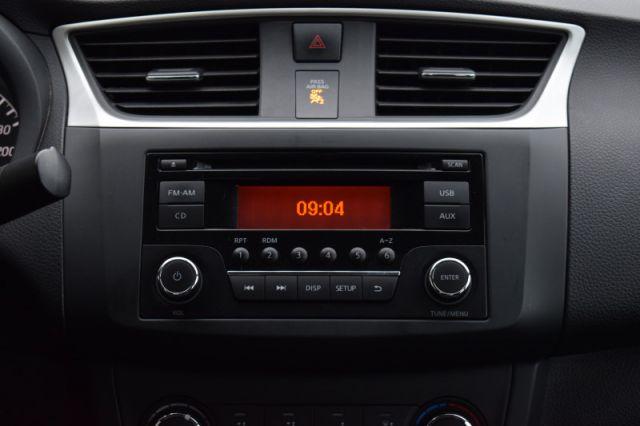 2017 Nissan Sentra S    CRUISE CONTROL   USB/AUX/CD