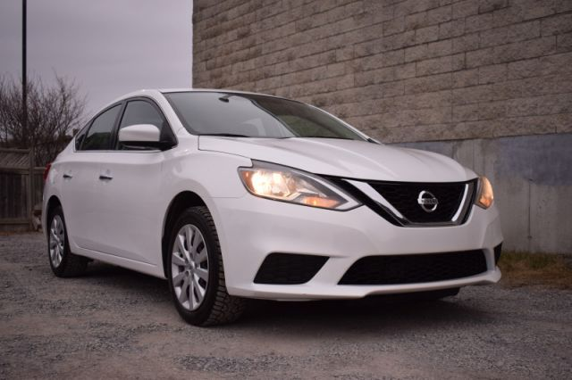 2017 Nissan Sentra SV  | CRUISE CONTROL | USB/AUX/CD
