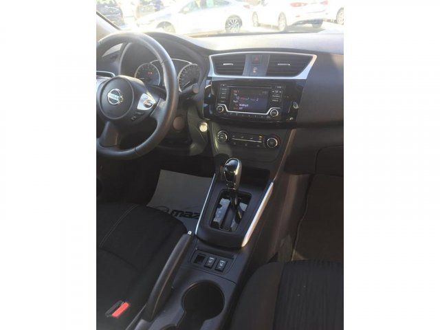 2017 Nissan Sentra 1.8 SV