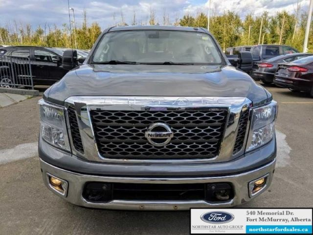 2017 Nissan Titan SV  |5.6L|Rem Start|Nav|Heated Seats