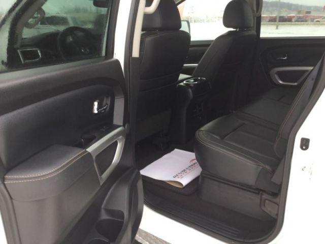 2017 Nissan Titan XD SL  - Navigation -  Leather Seats