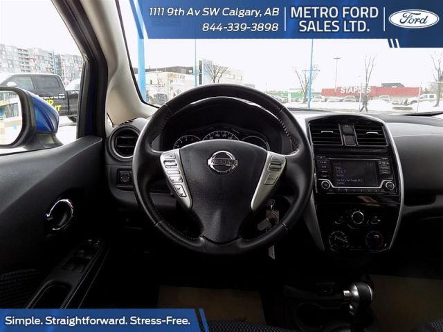 2017 Nissan Versa Note SV  - $100 B/W