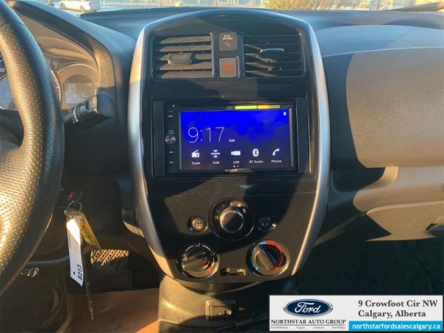 2017 Nissan Versa Note SR  |MONTH END SPECIAL|SR| CLOTH| HEATED SEATS| AUTO| LOW KMS| -