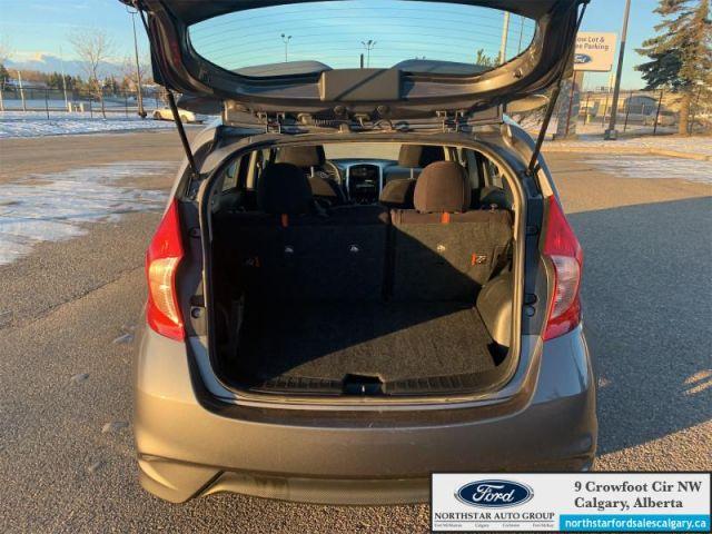 2017 Nissan Versa Note SR  |SPECIAL|SR| CLOTH| HEATED SEATS| AUTO| LOW KMS| - $119 B/W