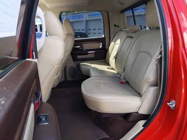 2017 Ram 1500 Laramie 4x2 Crew Cab 57 Box
