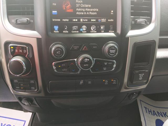 2017 Ram 1500 Big Horn 4x4 Quad Cab 64 Box