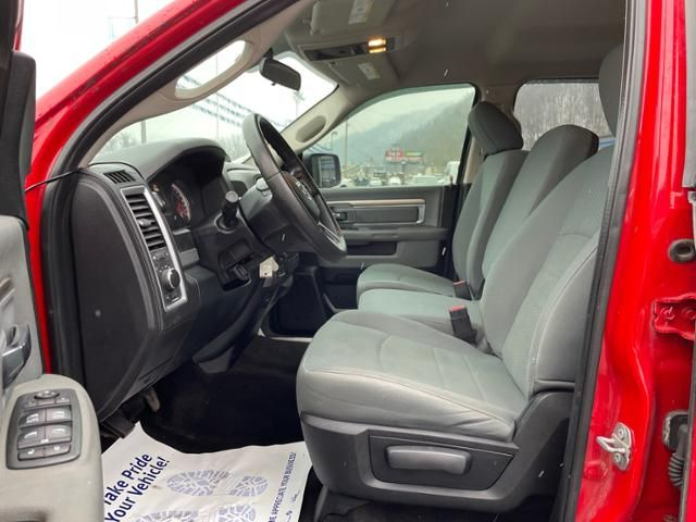 2017 Ram 1500 SLT 4x4 Crew Cab 64 Box