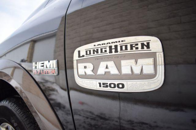 2017 Ram 1500 Longhorn    4X4   AIR SUSPENSION  