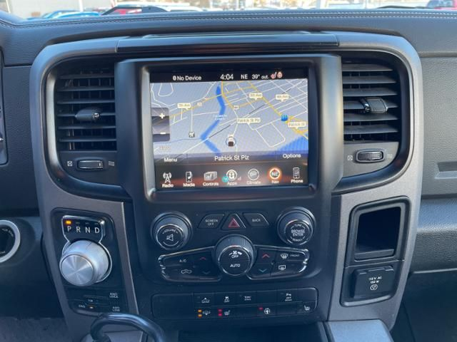 2017 Ram 1500 Rebel 4x4 Crew Cab 57 Box