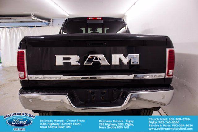 2017 Ram 2500 Limited