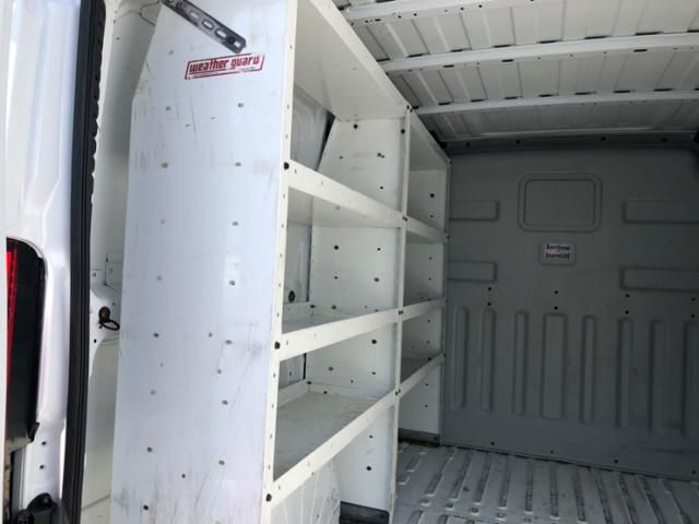 2017 Ram ProMaster 1500 Low Roof 118 WB