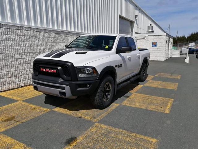 2017 RAM RAM 1500 Crew Cab 4x4 Rebel (140.5 WB - 5.7 Box)