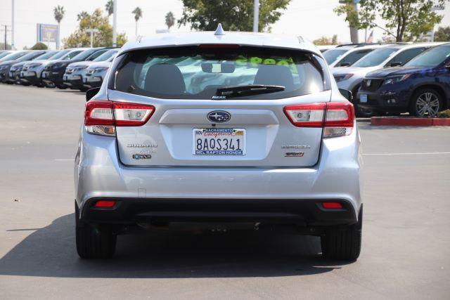 2017 Subaru IMPREZA Hatchback 2.0i Sport