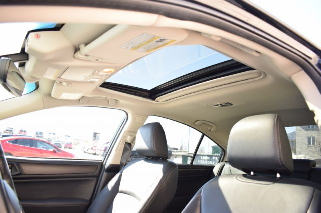 2017 Subaru Legacy LIMITED  | AWD | HEATED SEATS & WHEE