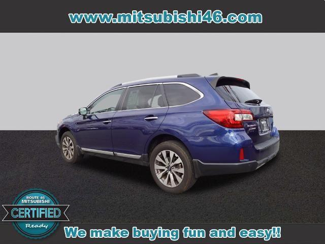 2017 Subaru Outback 2.5i Touring