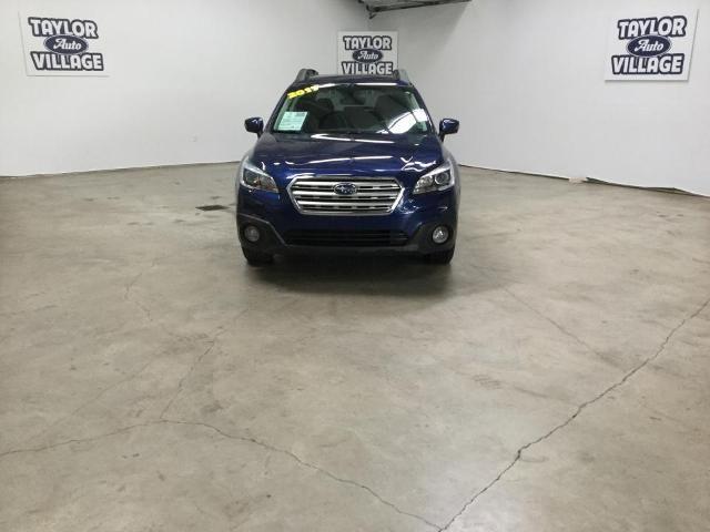 2017 Subaru Outback 2.5i Touring w/ Technology