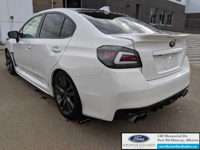 2017 Subaru WRX Sport-Tech  |2.0L|Nav|Moonroof|Heated Seats