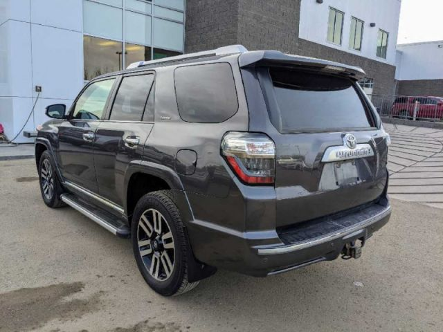 2017 Toyota 4Runner Limited 5-Passenger  |ALBERTA'S #1 PREMIUM PRE-OWNED SELECTION