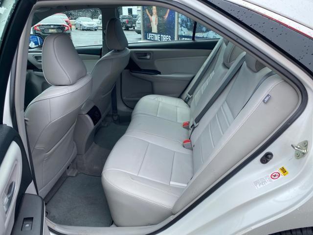 2017 Toyota Camry XSE V6 Auto