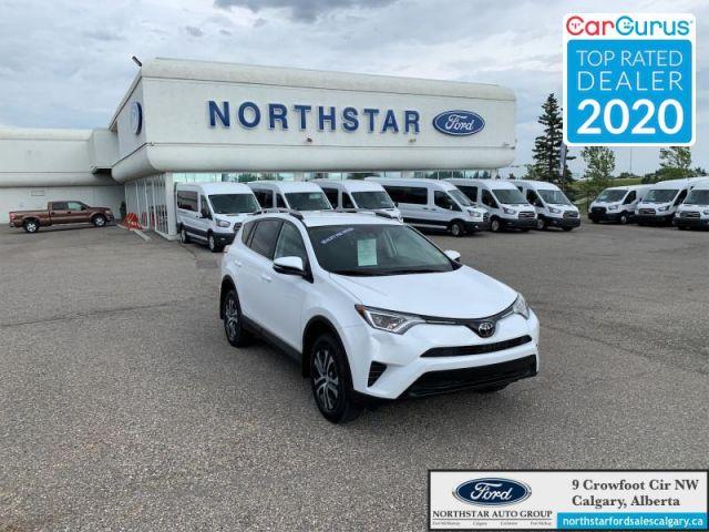2017 Toyota RAV4 LE  - $181 B/W
